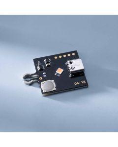Módulo de fonte de alimentação ConextPlay branco quente 1 LED 2.5x2.5cm 5V 10lm 0.1W