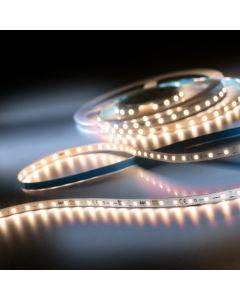 LumiFlex350 Pro Samsung Fita LED branco quente CRI90 2700K 5450lm 24V 70 LED/m 5m bobina (1050lm/m 12.6W/m)